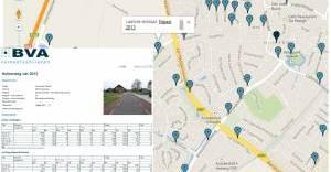 Telprogramma Nijkerk 2015 – met fietstellingen