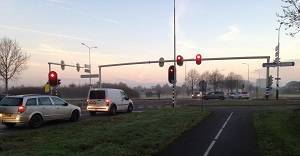 Westsingel – Rijksweg, gemeente Duiven