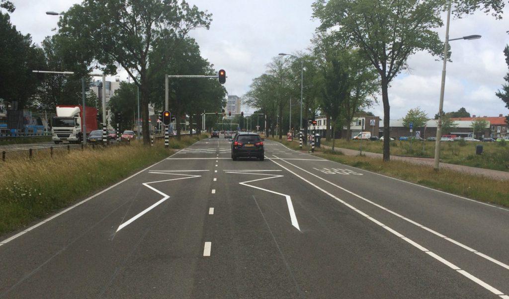 Verkeersveiligheidsaudit Schipholweg Haarlem